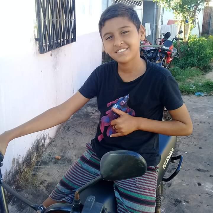 Menino está desaparecido há 5 dias em Poção de Pedras