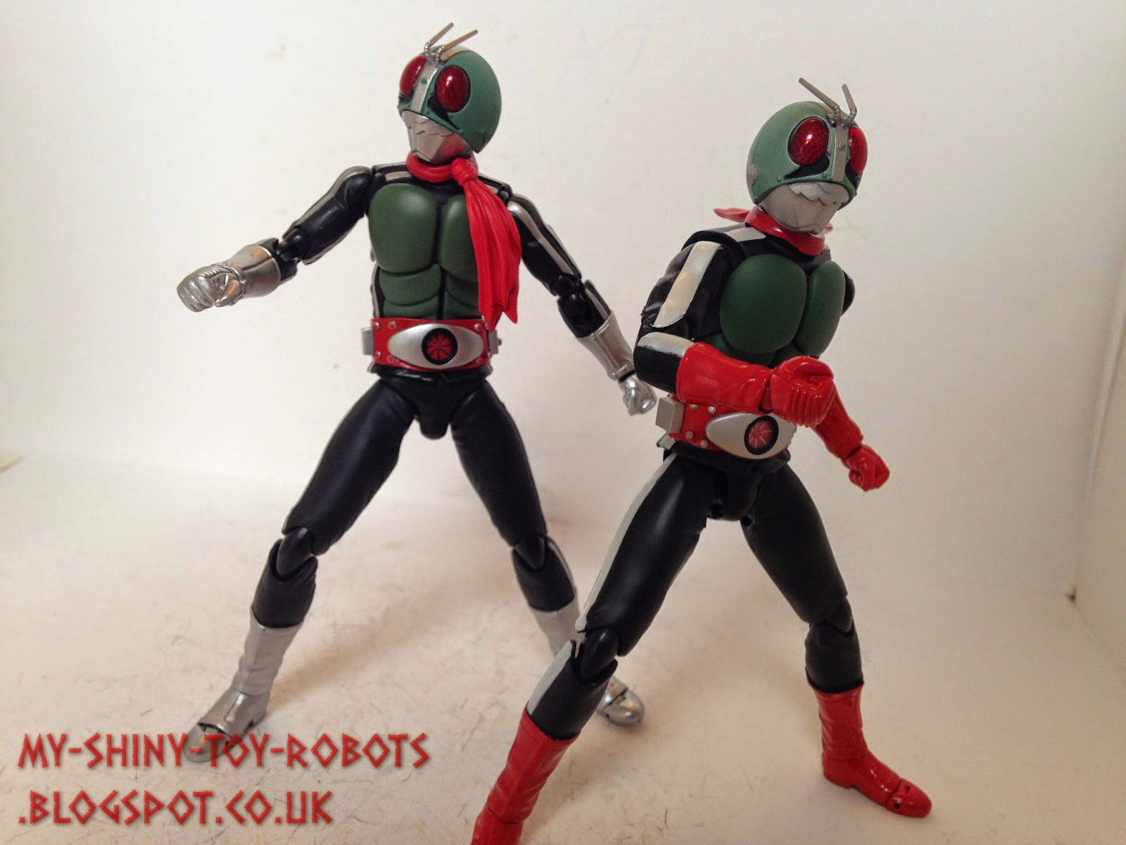 Double Riders together