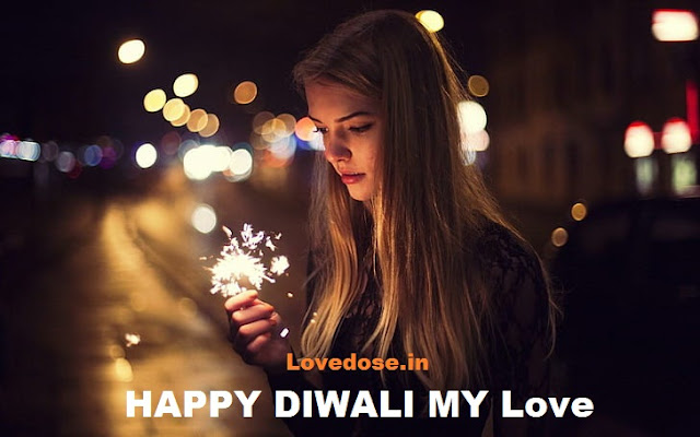 Best Diwali Wishes For GF