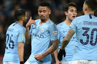 Manchester City Put Nine Goals Past Burton