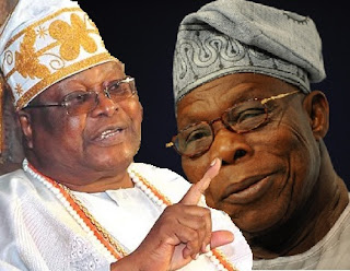 OBASANJO AND AWUJALE