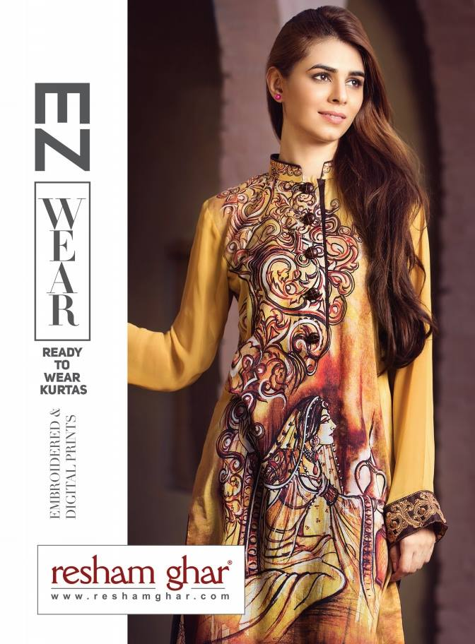 deb2d7305b57 Resham Ghar Pret Wear Winter Dresses 2016 For Women - She Dresses 9