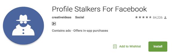 تطبيقات اندرويد لمعرفة من يزور بروفيلك على الفيسبوك