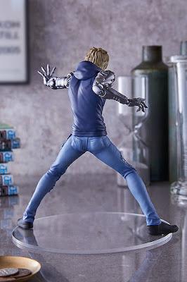 Figuras: Nueva figura de Genos de One Punch man para la línea Pop Up Parade