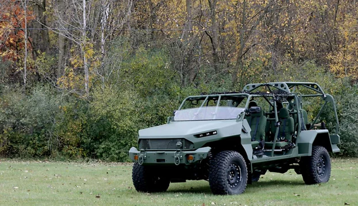GM Defense 649 ISV U.S. Army