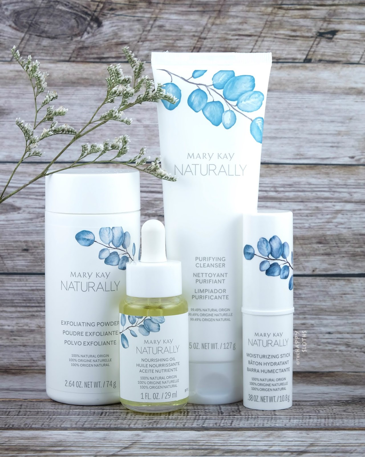 Mary Kay | Naturally Skincare Collection: Review