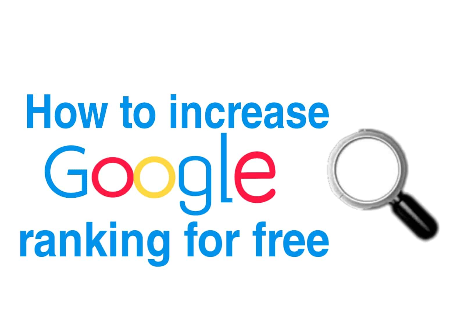 How to increase google rating for free - SEO Tips & Tips