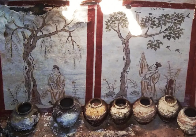 Intact Tang Dynasty tomb found in China