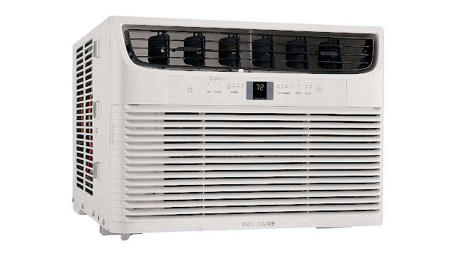 Frigidaire Window-Mounted Compact Air Conditioner