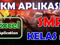 KKM/KBM SMP/MTs KELAS 7, 8 DAN 9 KURIKULUM 2013 - LENGKAP