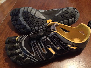 Vibram FiveFingers TrekSport Multisport Sandals Review Update