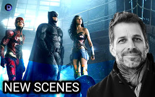 Zack Snyder's Justice League New Trailer Contains New Scenes
