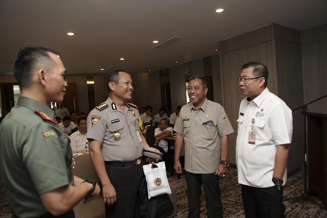 Asisten III Buka Rapat Antispasi Karhutla