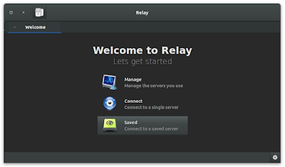 Relay IRC Client on Ubuntu 15.04
