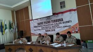 KPU Jombang Tetapkan Tersangka KPK Nyono Suharli sebagai Kontestan Pilbup, Ini Alasannya