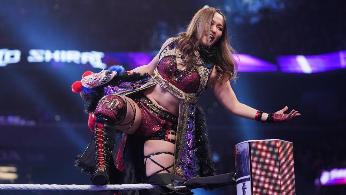 Io Shirai, Shotzi Blackheart e Joaquin Wilde estão na lista de possíveis lesionados do NXT