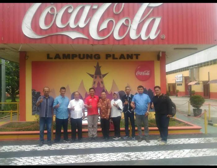 Yayan Sofyan : Coca Cola Ikut Bertanggung Jawab Agar Lampung Kembali Jadi Model Nasional CSR