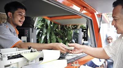 Bayar Paspor Kini di Kantor Pos Indonesia