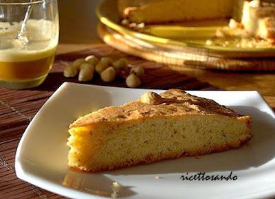 Torta di nocciole Piemonte ricetta di torta dolce piemontese