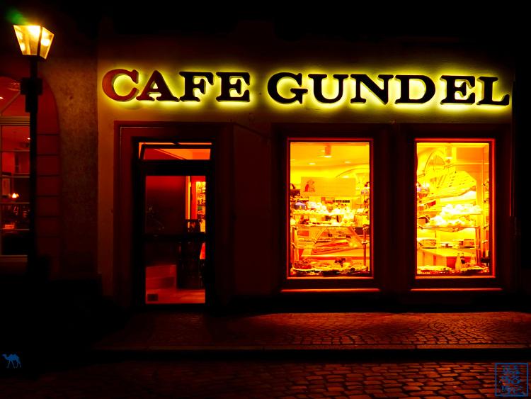 Le Chameau Bleu - Institution de  Heidelberg Café Gundel