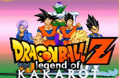 Pokemon Dragon Ball Z Legend of Kakarot para GBA Imagen Portada