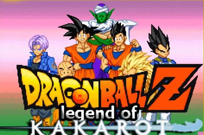 Pokémon Dragon Ball Z Legend of Kakarot (GBA)