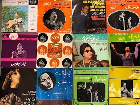 La Palestine dans la musique arabe