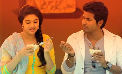 Remo – Sirikkadhey Song Promo | Anirudh Ravichander | Sivakarthikeyan, Keerthi Suresh | (Tamil)