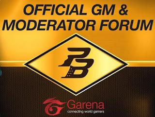 Daftar Nama-Nama GM Point Blank Garena Terbaru Saat Ini
