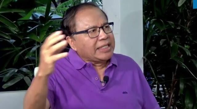 Kebijakan Super Ngawur! Rizal Ramli: Dana Haji Ditilap Buat Infrastruktur, LPS Selanjutnya