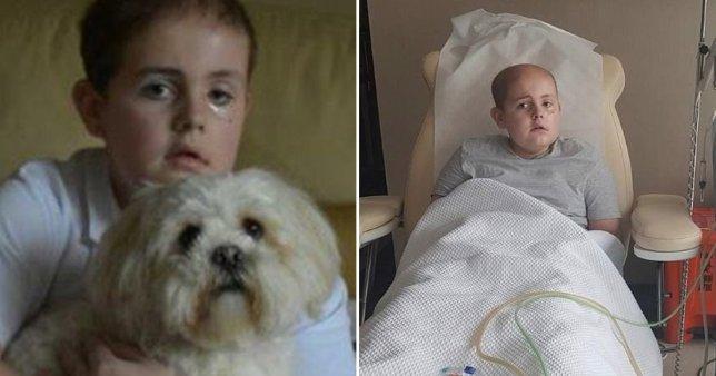 Charlie Ilsley NHS kanser radyoterapisi ile Türkiye'de tedavi oldu!