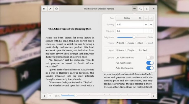 foliate ebook-reader linux