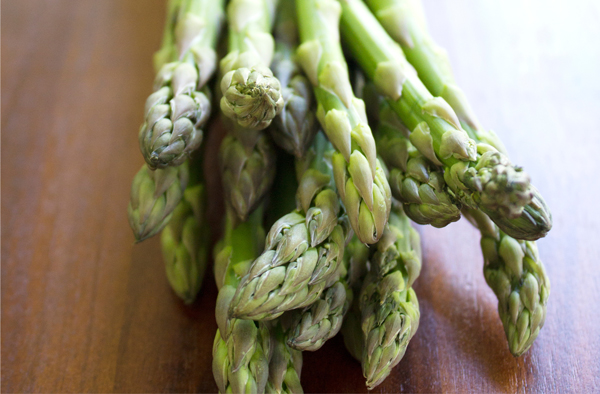 Asparagus: Five Flavor Ideas for Weekday Dinners by Eliza Ellis