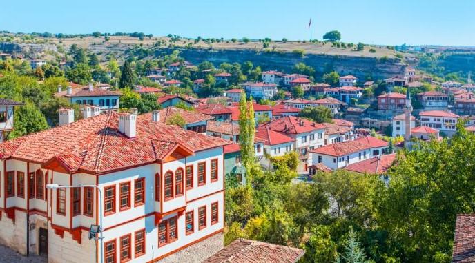 Türkiye'nin unesco dünya miras listesine giren ilk 10 yeri safranbolu