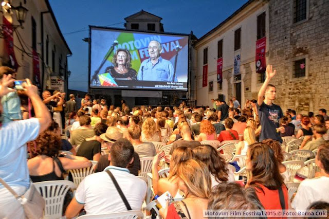 Motovun Film Festval @ otvorenje festivala, 25.07.2015