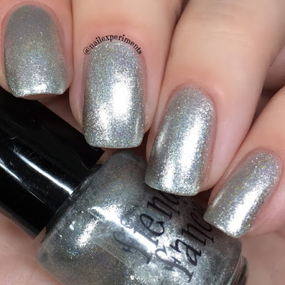 fiendish fancies occido lumen swatch