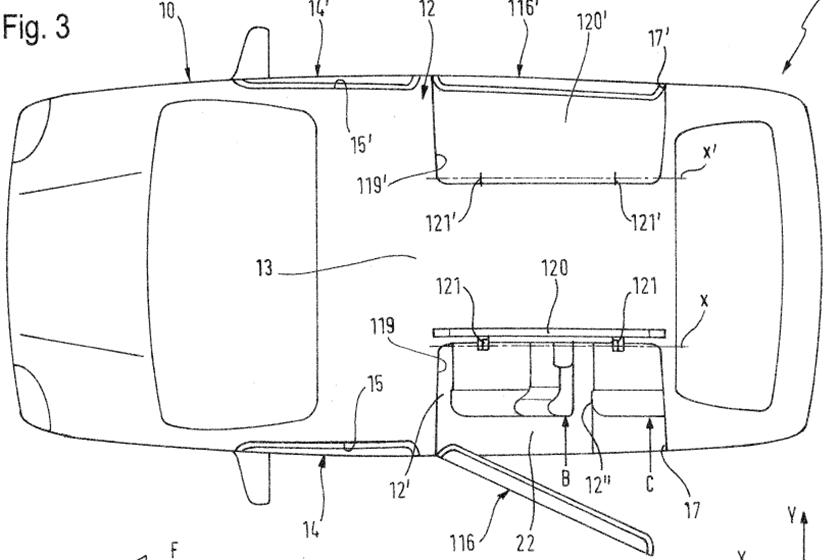 بي إم دبليو تكشف عن براءة اختراع لأبواب مجنحة على سيارات الدفع الرباعي المستقبلية