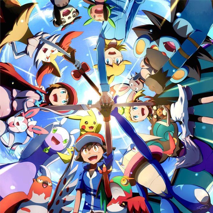 Pokemon XY&Z (Episode 1 - 47 END) Subtitle Indonesia