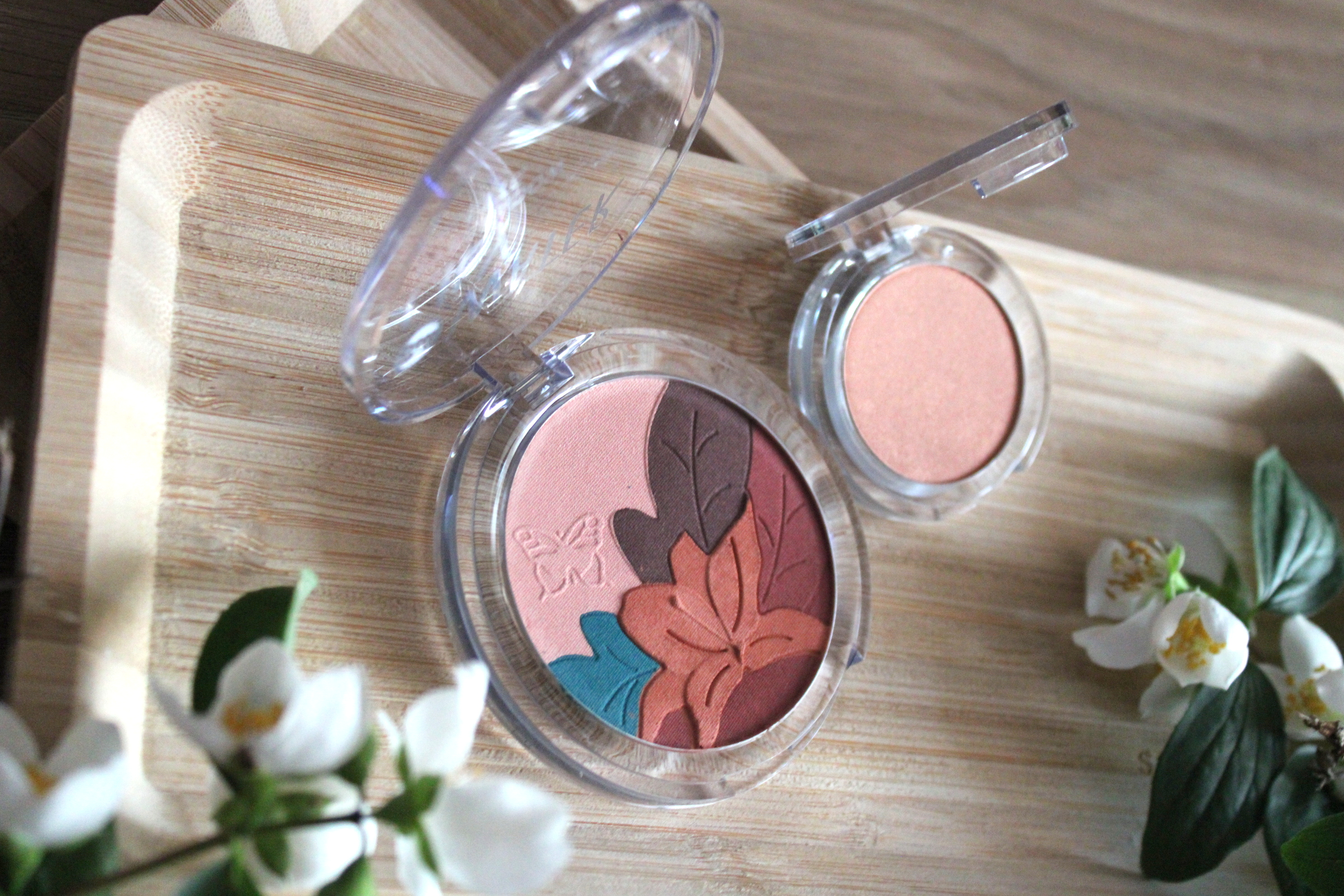 Sun Tan Blush Bell Cosmetics