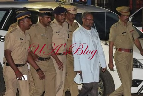India Police Arrest Nigerian Onwumere For Overstaying