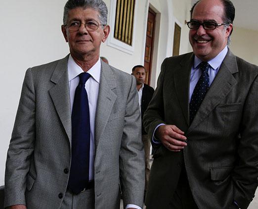 """AN pospuso """"por unos días"""" el juicio político contra el presidente Maduro"""