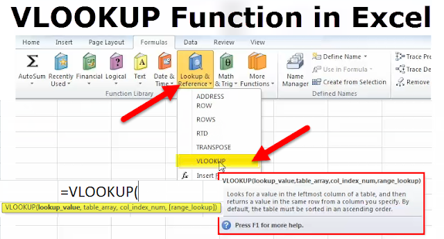 Excel 2019: The Ultimate Guide to Excel VLOOKUP