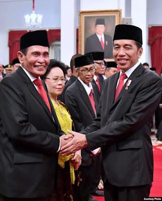 ICW Desak Presiden Jokowi Terbitkan PerPPU KPK