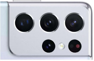 كاميرا Galaxy S21