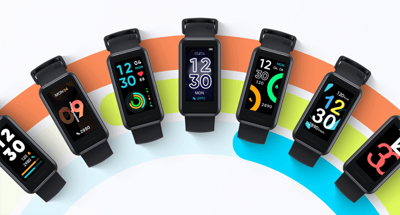 realme Band 2 with larger screen and sleeker design launched in Malaysia!