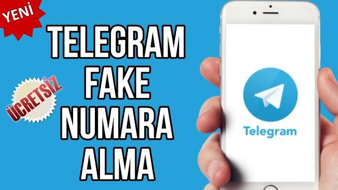 Telegram Fake Numara İle Hesap Nasıl Açılır?