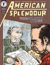 American Splendor: TransAtlantic Comics