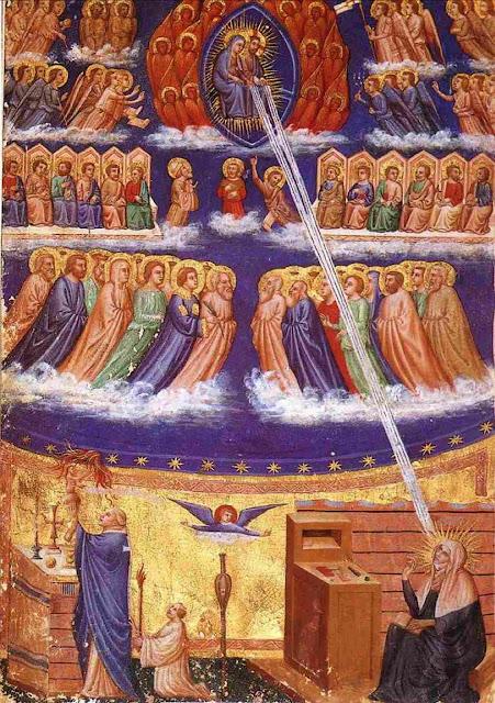 Santa Brígida da Suécia foi reverenciada por suas visões