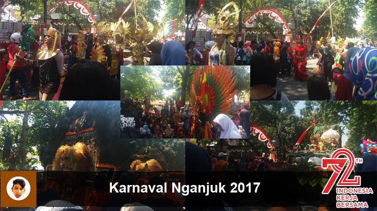 karnaval nganjuk 2017