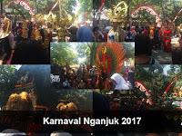 Karnaval Nganjuk 2017, Dirgahayu Indonesia ke 72